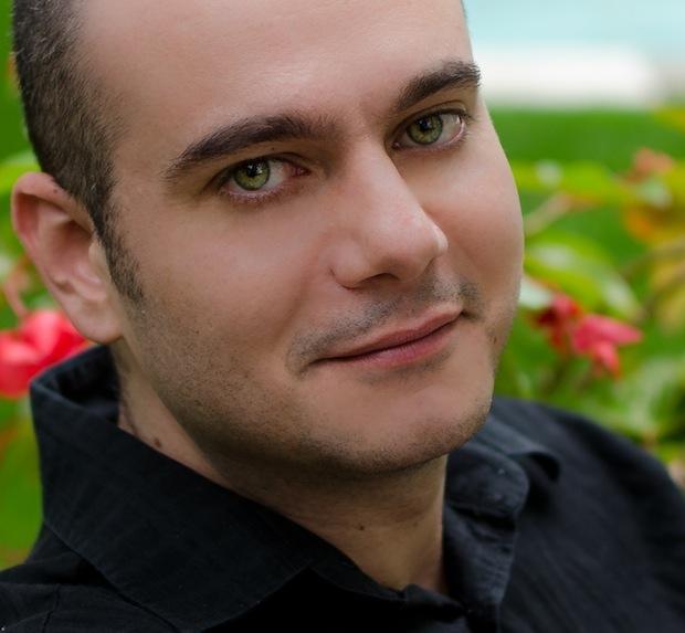 Composer Constantine Caravassilis
