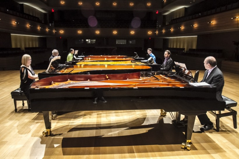A review of Piano Ecstasy - A Toronto Musical Event at Koerner Hall on April 26, 2013